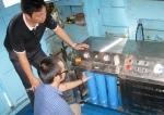 Máy lọc nước biển Purastar (Bài viết của Tạp chí Thủy sản Việt nam)
