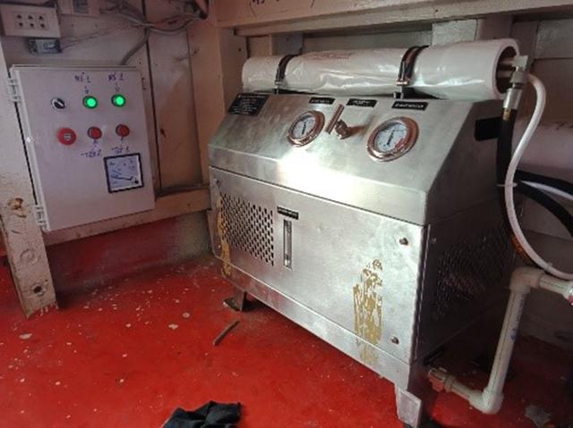 Nên chọn máy lọc nước biển cho tàu cá loại nào tốt nhất?