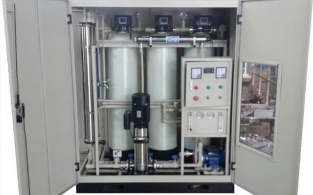 Cần lắp đặt hệ thống lọc nước công nghiệp khi nước có mùi hôi
