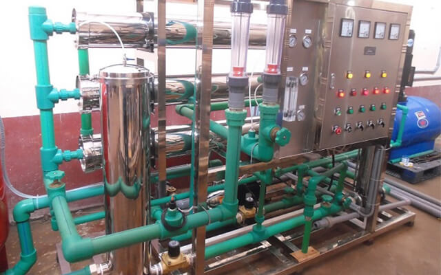 Đơn vị cung cấp hệ thống máy lọc nước RO công nghiệp