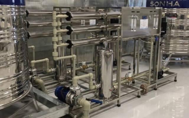 hệ thống lọc nước RO công nghiệp 2