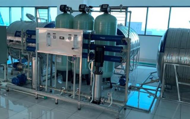 hệ thống lọc nước công nghiệp 1