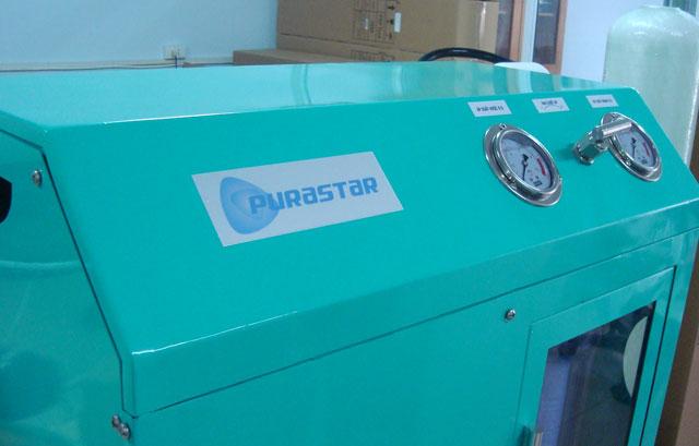 Hệ thống máy lọc nước biển cung cấp nguồn nước sạch