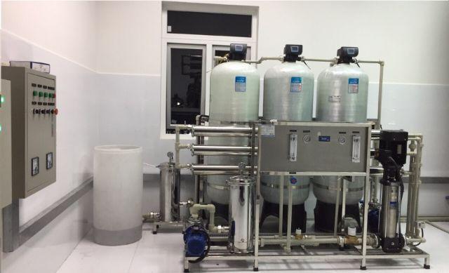 Ưu điểm của hệ thống lọc nước công nghiệp RO