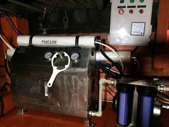 máy lọc nước Purastar 1