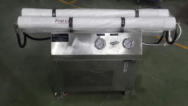máy lọc nước Purastar 2