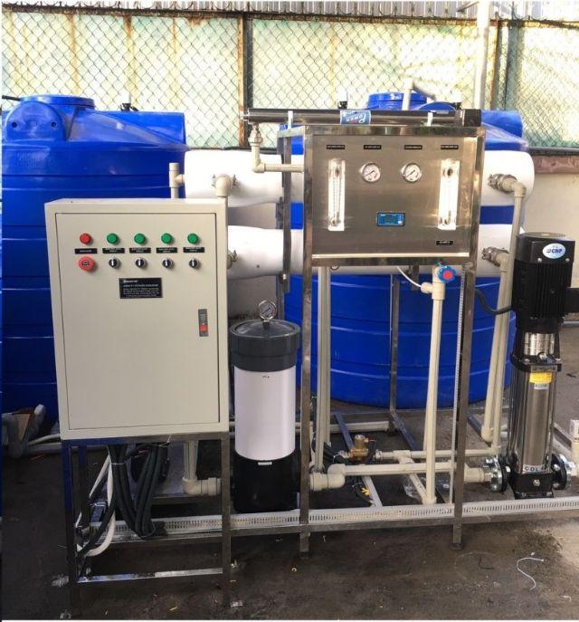 máy lọc nước nhiềm mặn